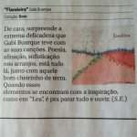 crítica Jornal O Globo